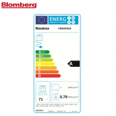 Blomberg OEN9302X Energy label