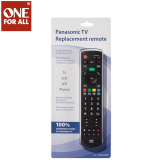 One For All Panasonic remote packaged