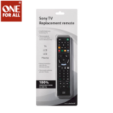 One for all Sony remote Packaged