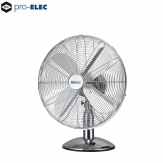 Pro elec 12inch chrome fan